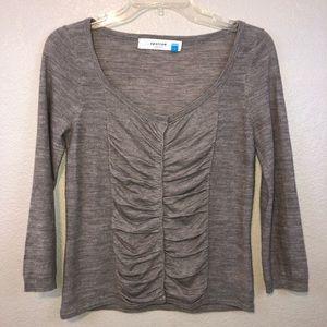 Anthropologie Sparrow Cardigan Sweater
